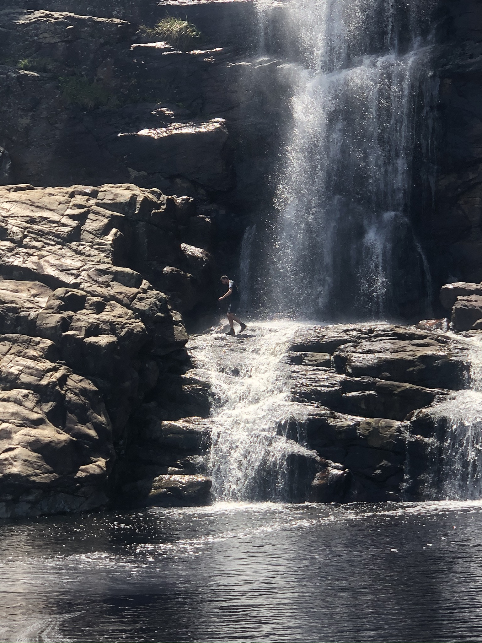 Waterfall Trail in Storms River Mouth