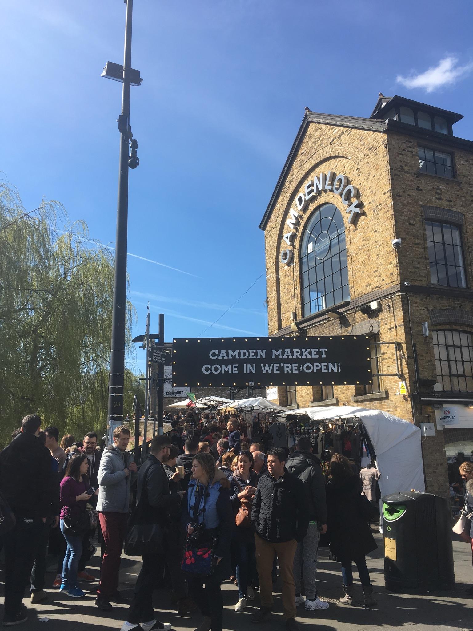 Camden Town und Primrose Hill