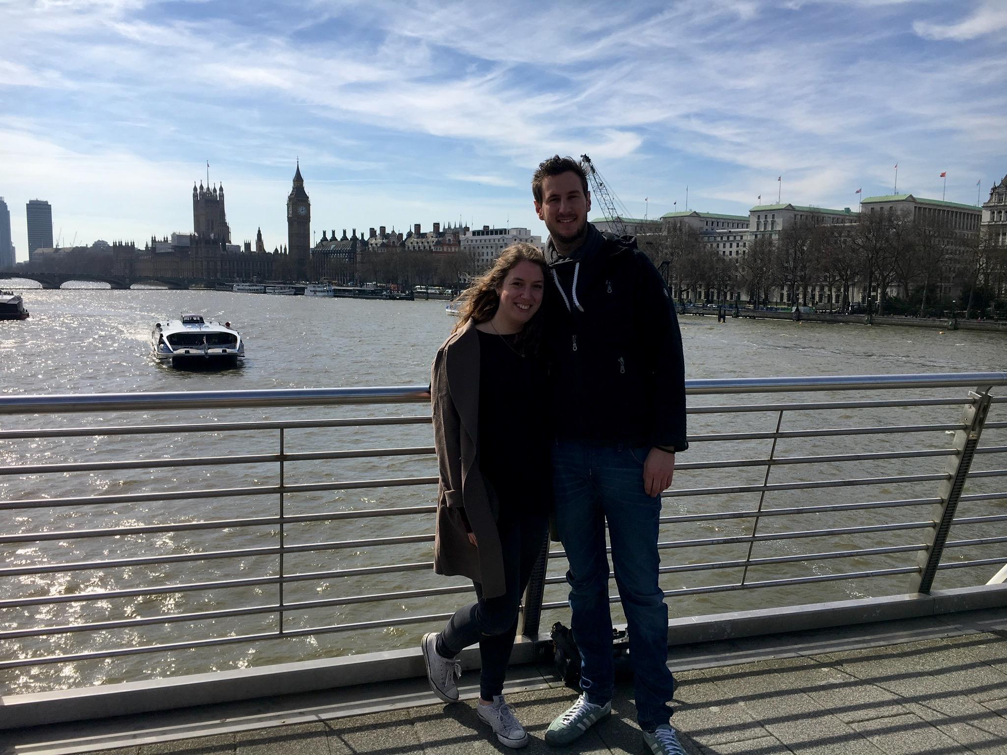 Free Walking Tour in London