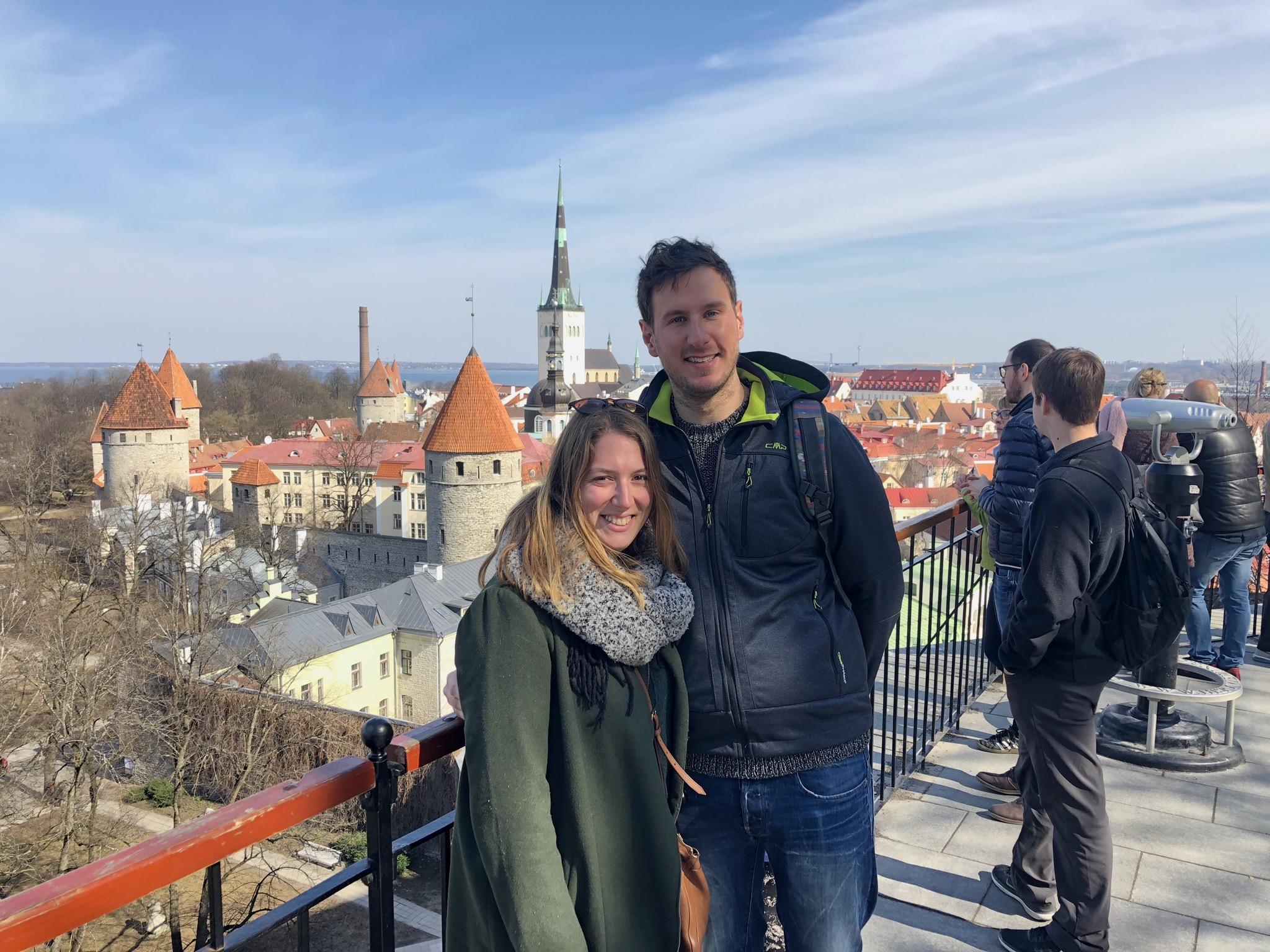 Free Walking Tour durch Tallinn