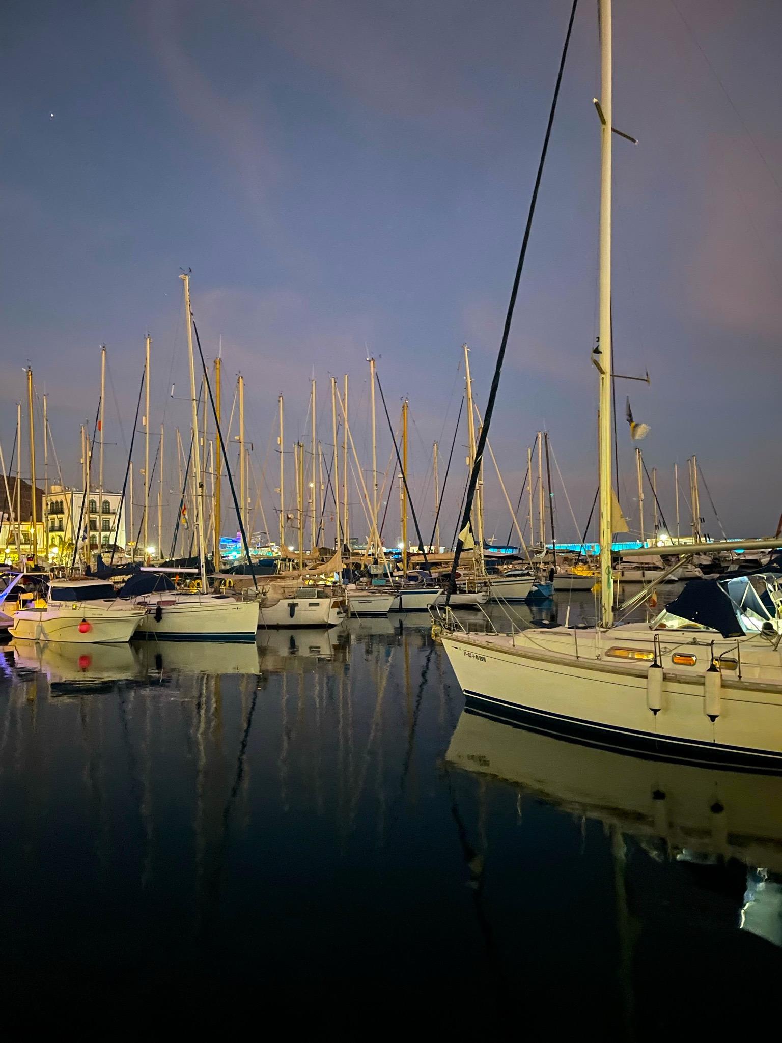 Yachthafen Puerto Mogan