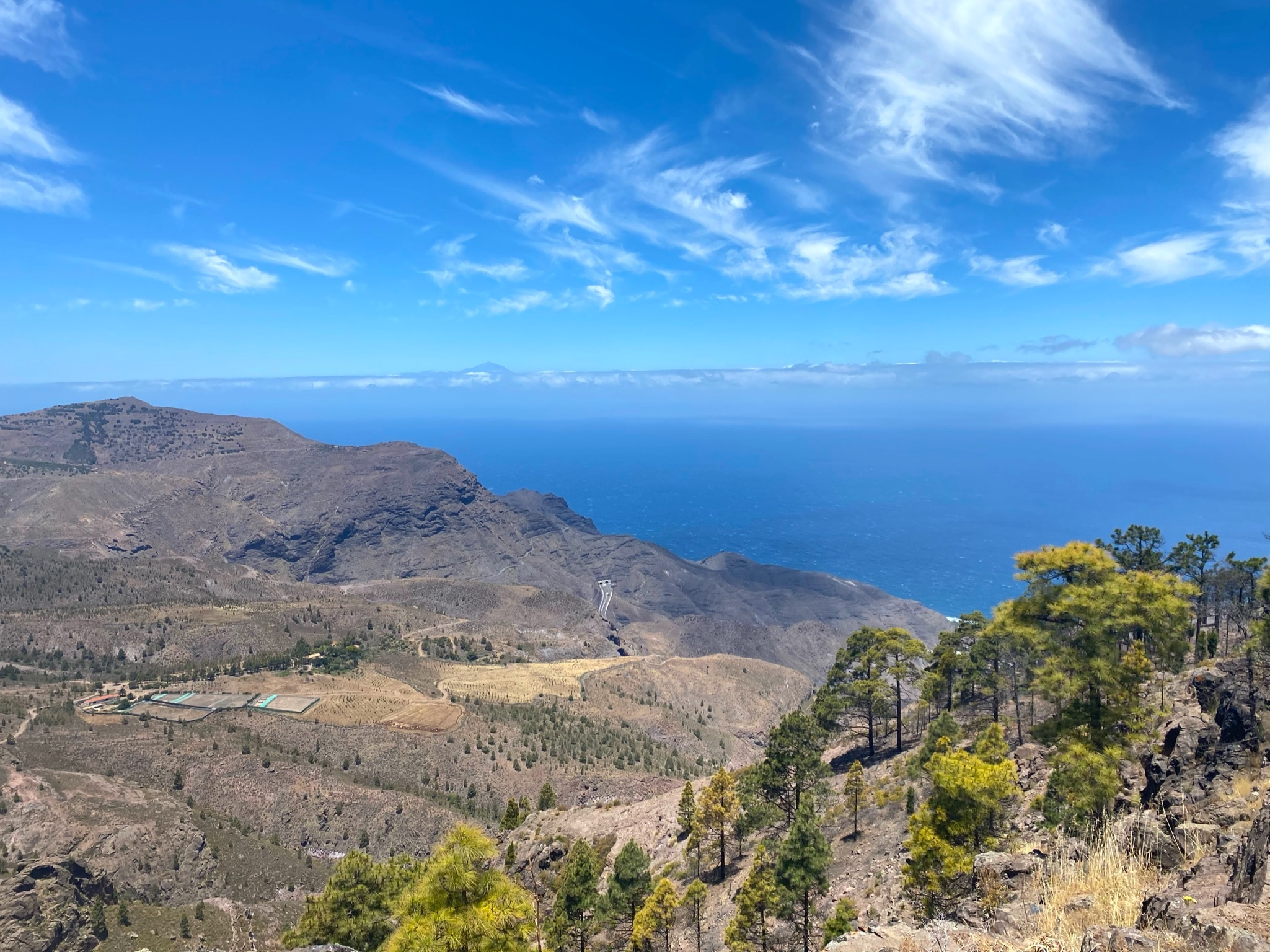 Parque Natural Tamadaba, Gran Canaria