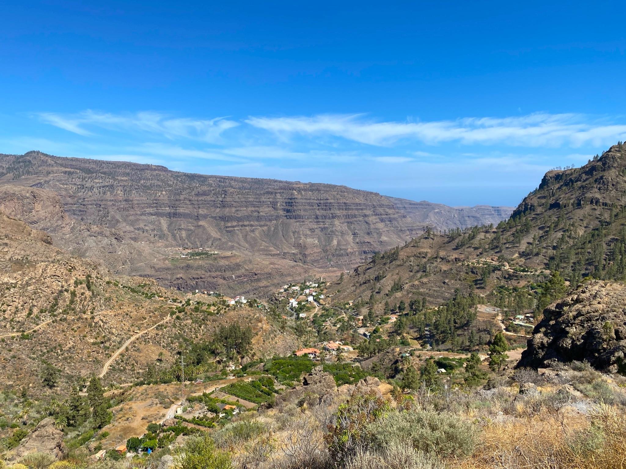 Barranquillo Andrés, Gran Canaria