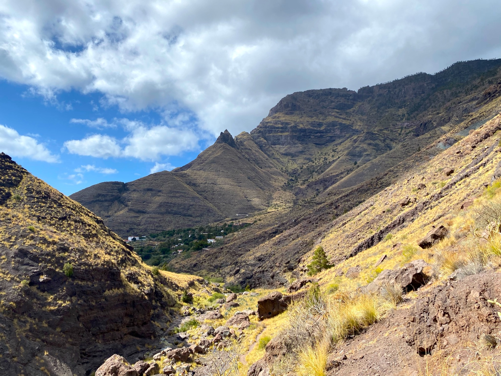 Charco Azul, Gran Canaria