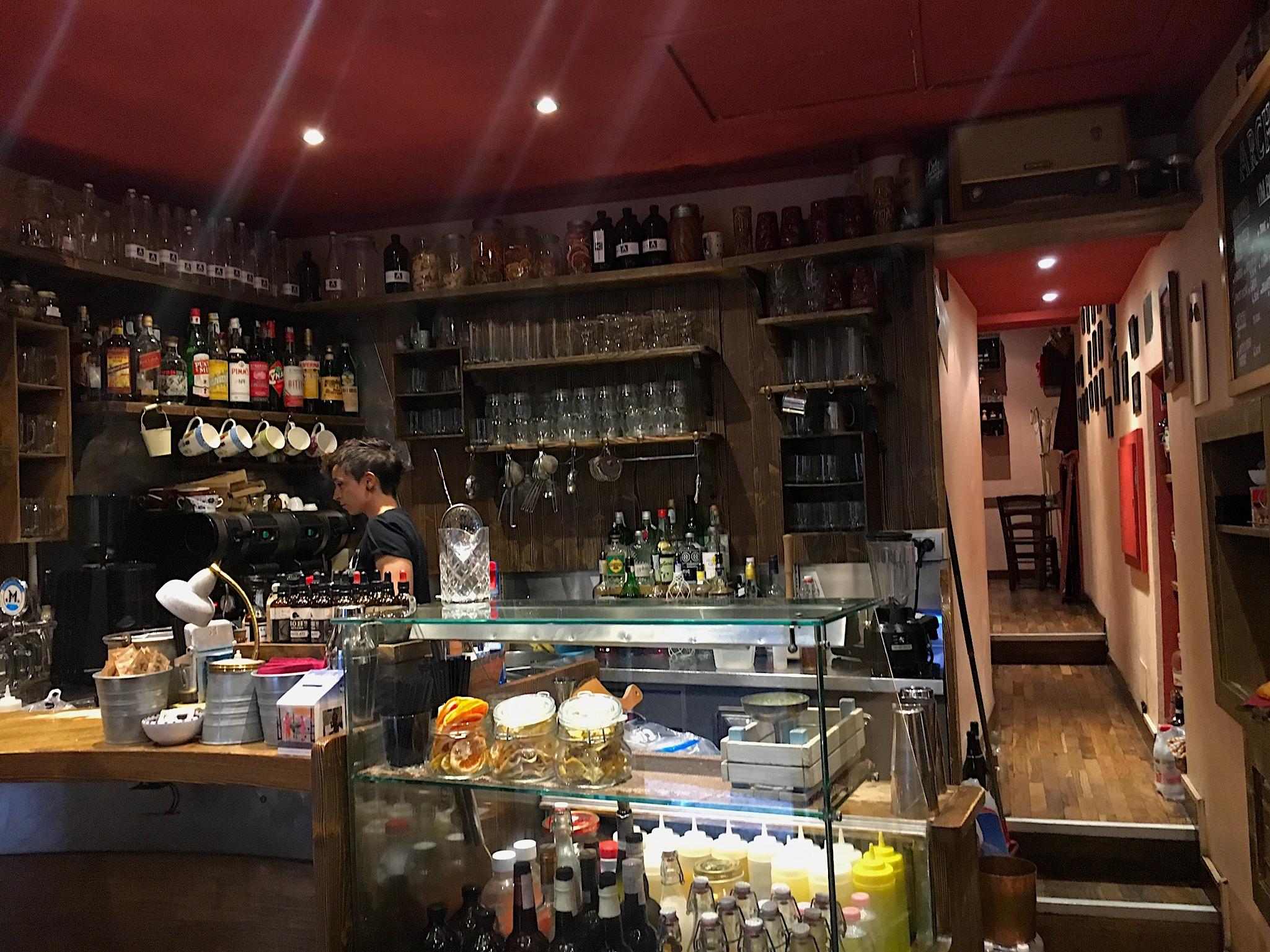 Leckere Drinks in Verona
