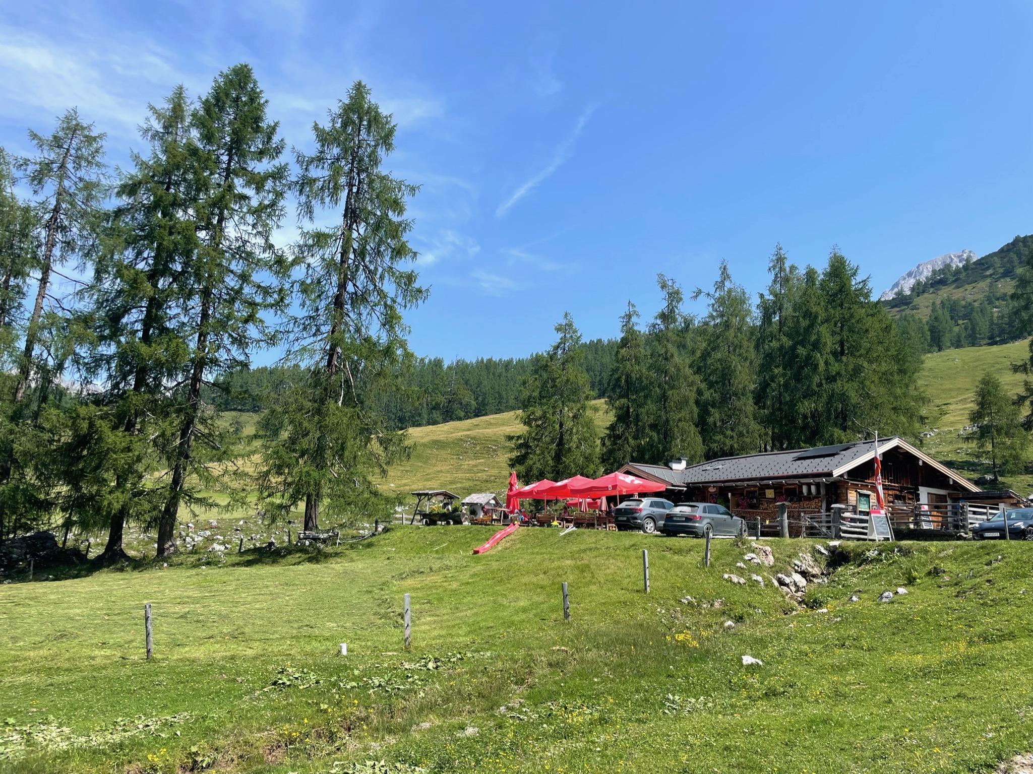 Kralehenhütte