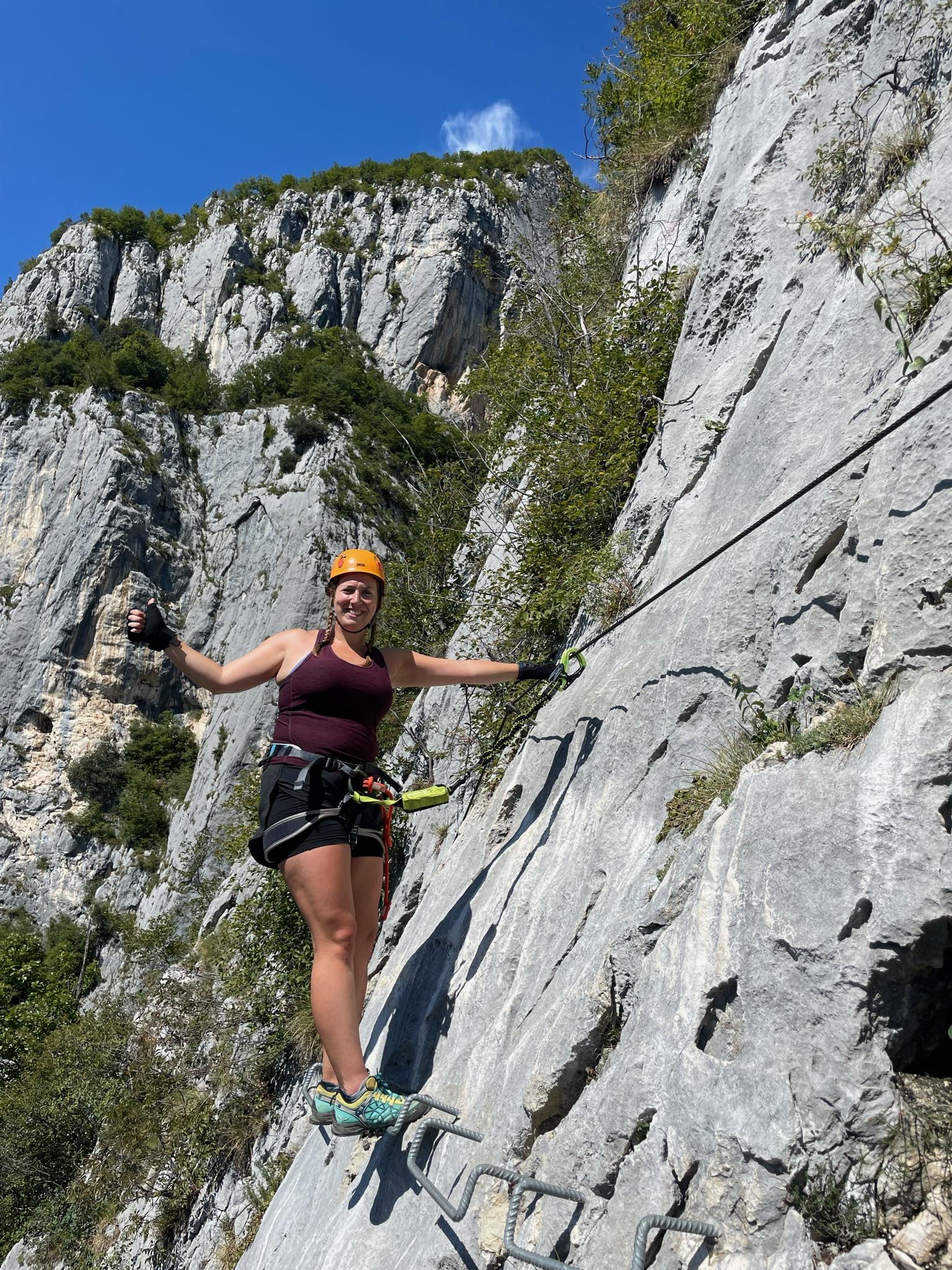 Klettersteig Mario Foletti